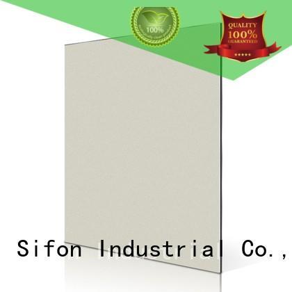 Quality AULAND Brand building acp panels india