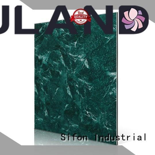 simple acp aluminium sheet landscape(a) supplier for railway tunnels