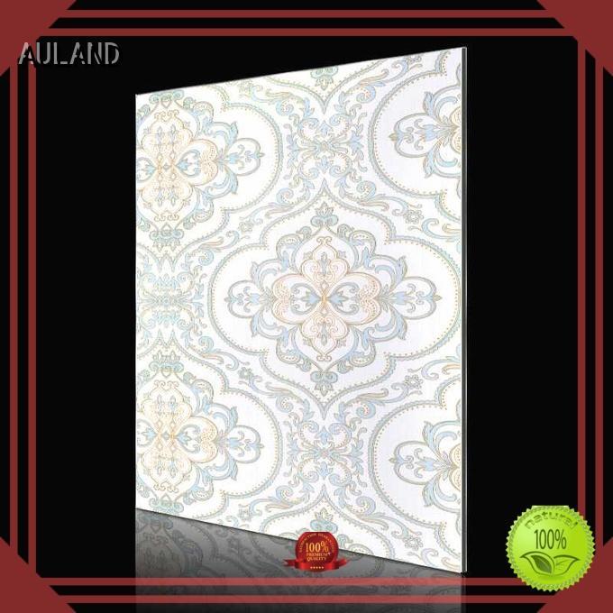 paper acm acm composite panel cladding AULAND Brand company