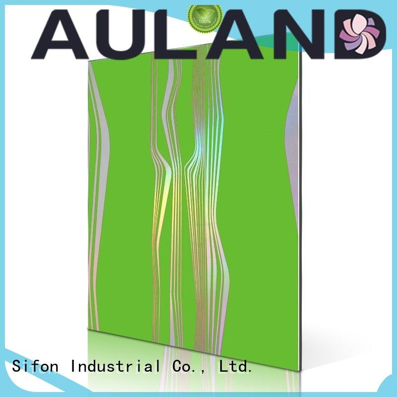 waves rainbow aluminum composite panel price philippines lines AULAND company