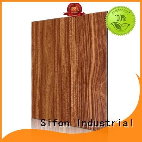 AULAND rc103s aluminium composite sheet price high-quality marketing for factory buildings