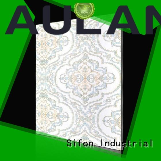 modern acm material paper supplier for roads
