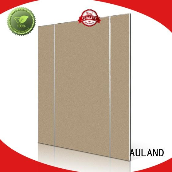AULAND Sheet Board Pure AL Plates Frame acm panel fabrication wholesale online shopping for hard-dry concrete