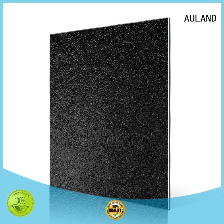 acp panel interior design double material AULAND Brand