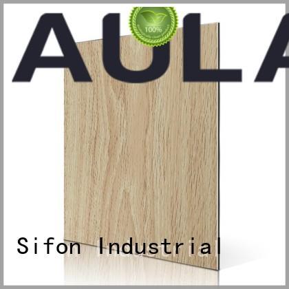 AULAND maple aluminum composite panels canada directly sale advanced technology