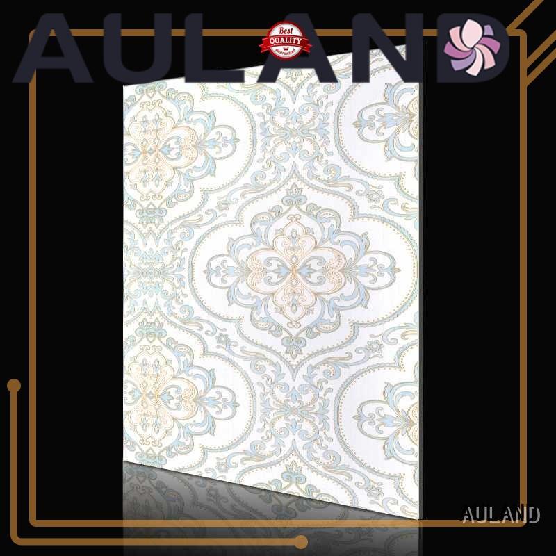 AULAND Brand labyrinth flower acp acm composite panel