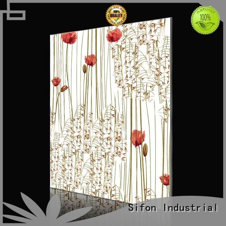 popular aluminum composite panel cladding saa142s23fg on sale for tower