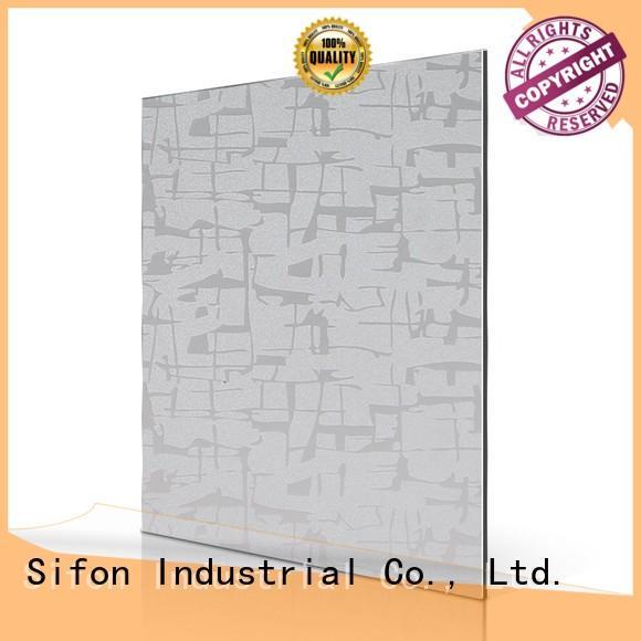 aluminum composite panel fire rating burl flower Warranty AULAND