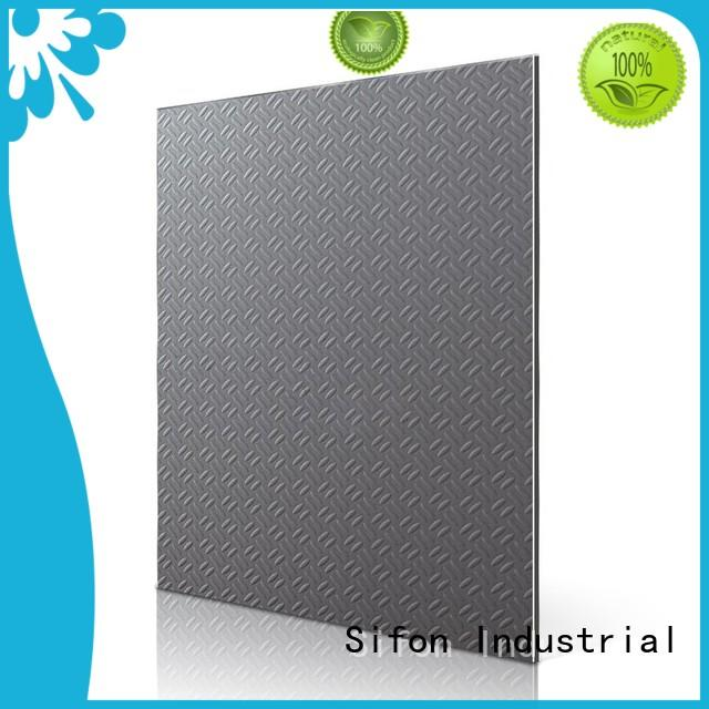 designer acp aluminum composite panel silver professional for work