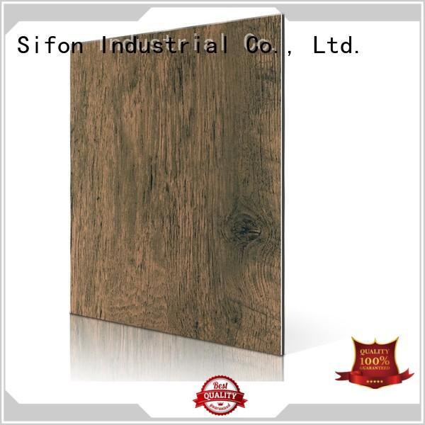 matt wood acp sheet maple AULAND company