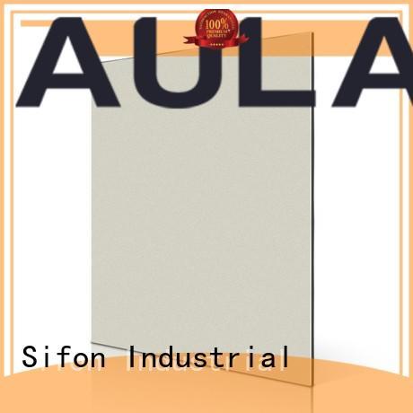Wholesale composite aluminium composite panel cladding price metal AULAND Brand