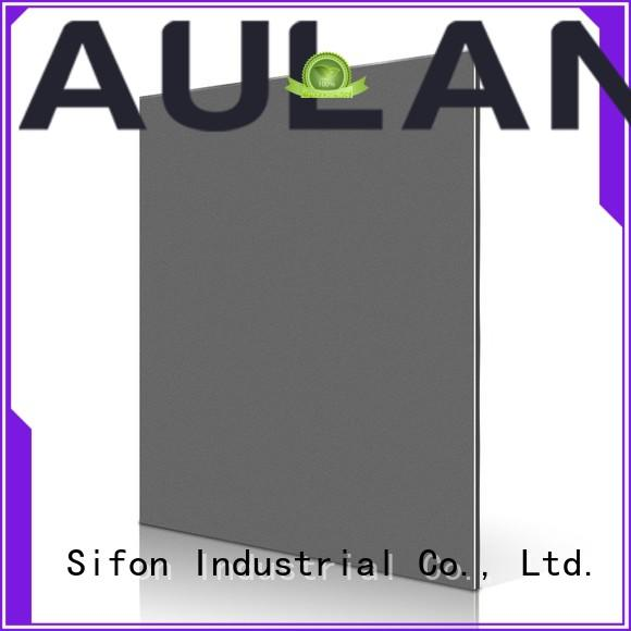 AULAND acp acp panel work China wholesale suppliers Ding Room