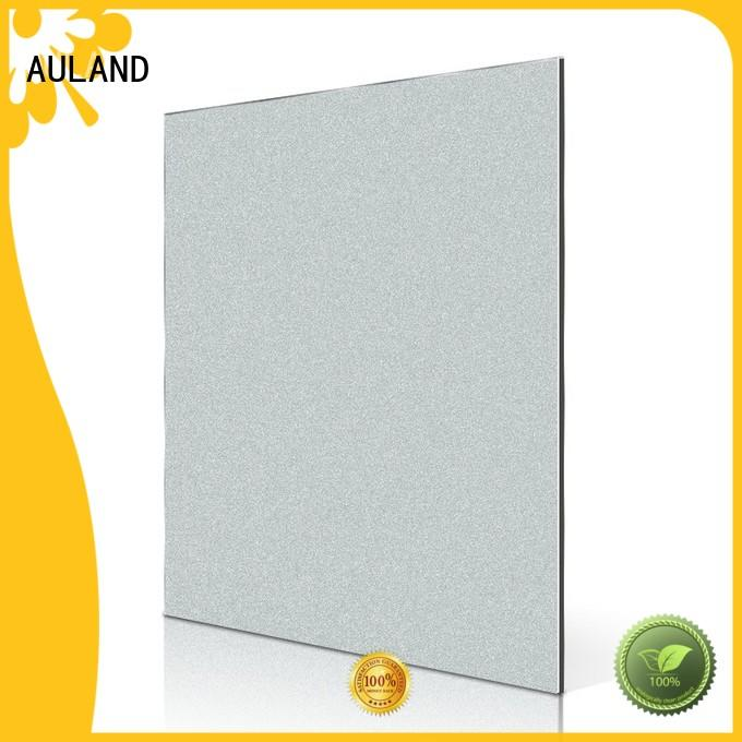 AULAND system acm material panel buy wholesale for hard-dry concrete