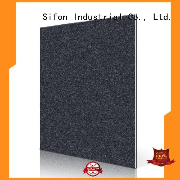 AULAND Aluminum Sheet DIY Thickness aluminium composite panel companies in india gold for kitchen