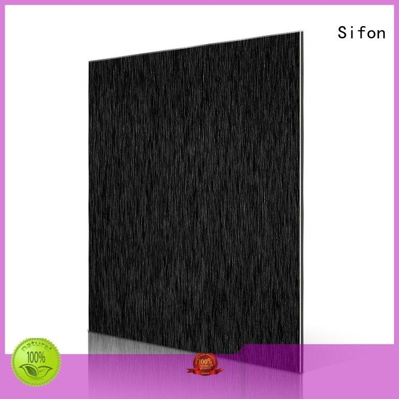 Sifon Brand composite panel acp acm panel price nz