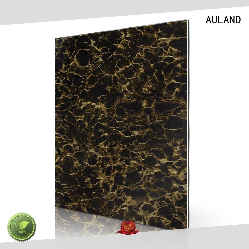 sf441s aluminium composite panel doors composite for daily life AULAND