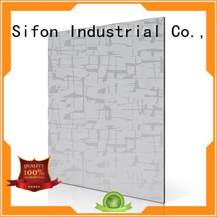 wholesale products composite panel manufacturers saa34606pvc high-quality marketing for buildings