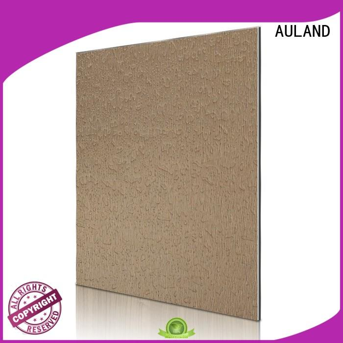 AULAND designer acm aluminum composite material good quality for daily life