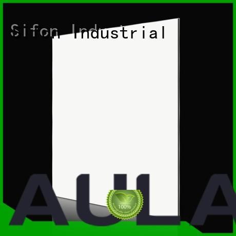AULAND comfortable acp panel fixing factory price