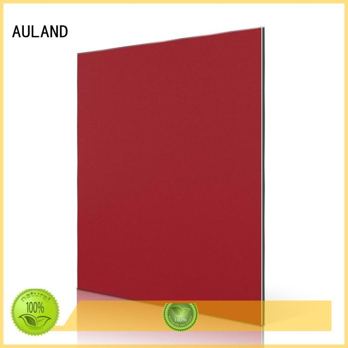 composite price aluminium composite panel specification AULAND Brand