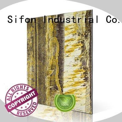 aluminium composite panel ahmedabad panel golden aluminium composite panel suppliers Sifon Brand