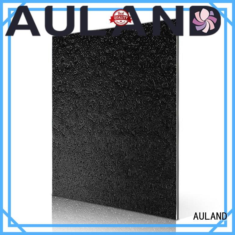 AULAND stars acp aluminium composite panel higher efficiency for work