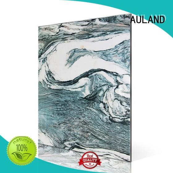 AULAND acm acm panels alucobond promotion for roads