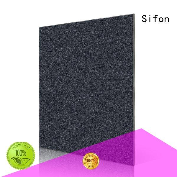 bright wide Sifon 3mm acm panel