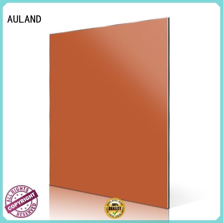 Wholesale details acm aluminum composite panel AULAND Brand