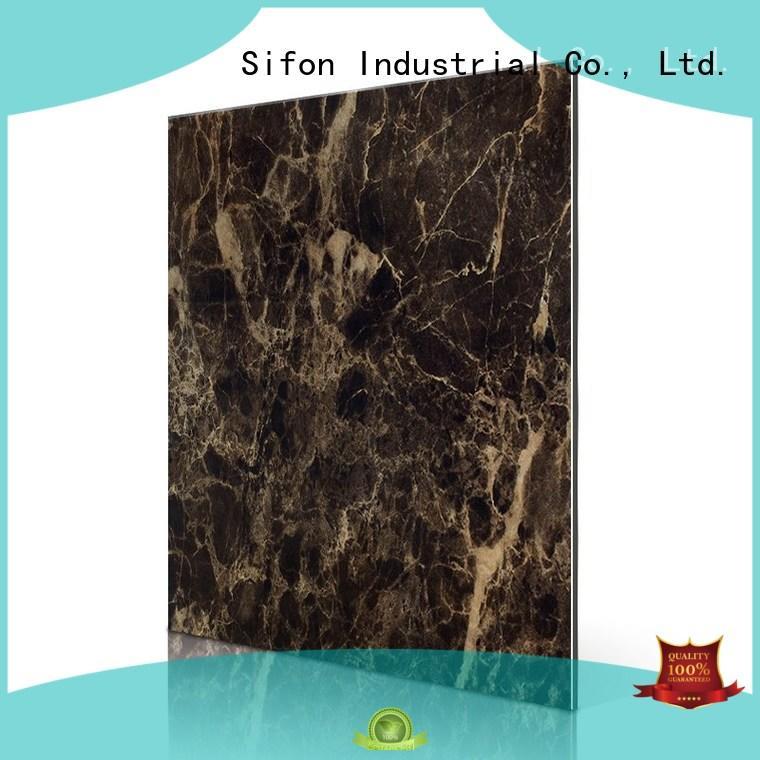 zebra composite aluminium composite panel china teak AULAND company