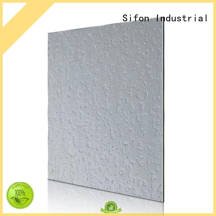 acp panel interior design stars acp aluminium composite panel AULAND Brand