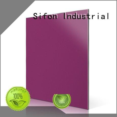 green red details price Sifon acm aluminum composite panel