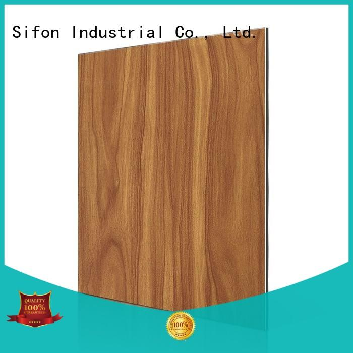 AULAND design aluminum composite panel thickness factory price directly price