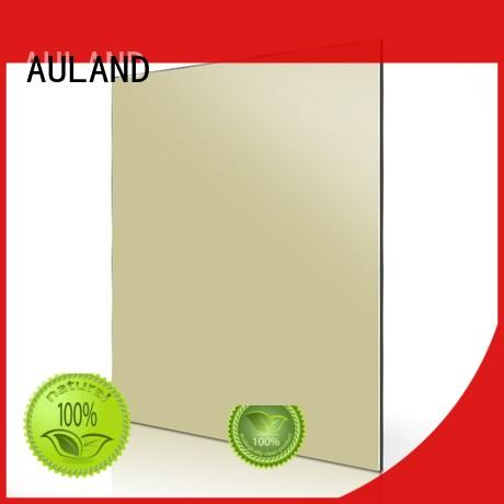 aluminium composite panel suppliers melbourne purple for project AULAND