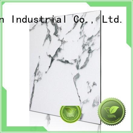 panel aluminium composite panel suppliers jadestone golden Sifon