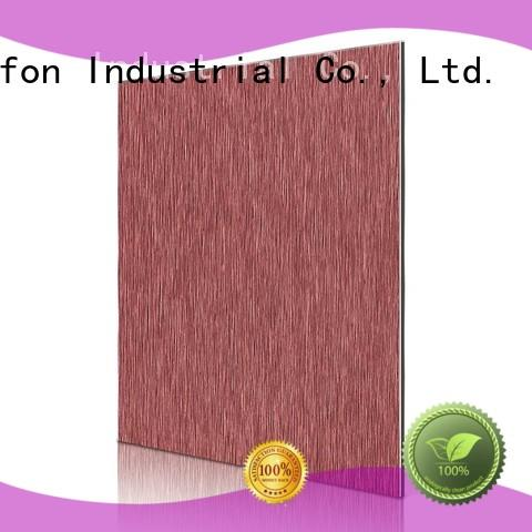 Quality AULAND Brand brushed acm panel price nz