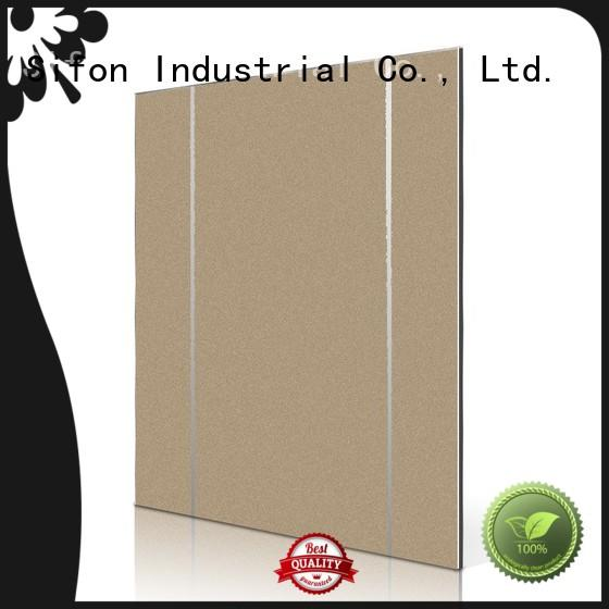 DIY Material for Model Vehicles Boat acm material panel pearl China wholesale suppliers for hard-dry concrete