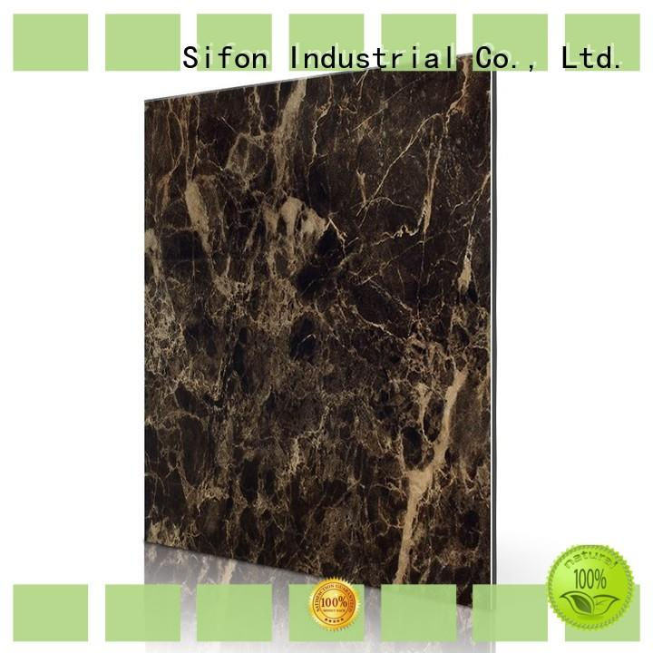 wholesale products aluminium composite panel manufacturers rc103s in a good quality for factory buildings