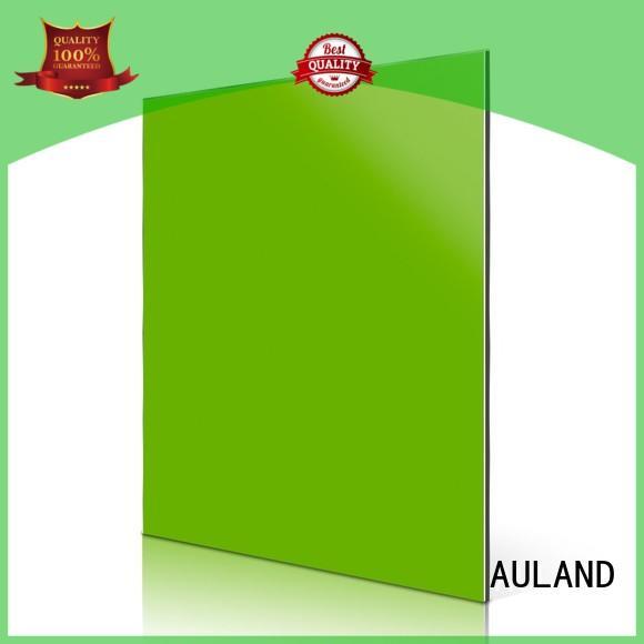 aluminium panels acm aluminum composite panel composite AULAND company