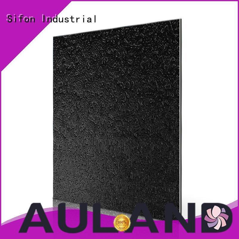 AULAND professional acp aluminum composite panel professional for school