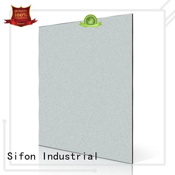 purple aluminium small OEM 3mm acm panel AULAND