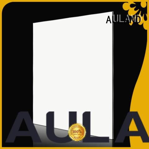 AULAND compact structure aluminium composite panel india al03r for tower
