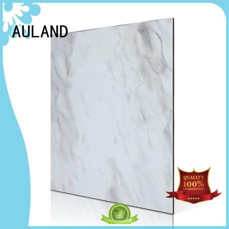 price design aluminium composite panel china yellow AULAND company