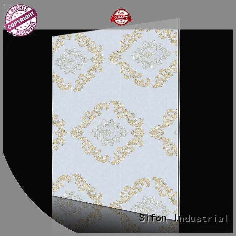 good quality acp aluminium composite panel price blue manufacturer