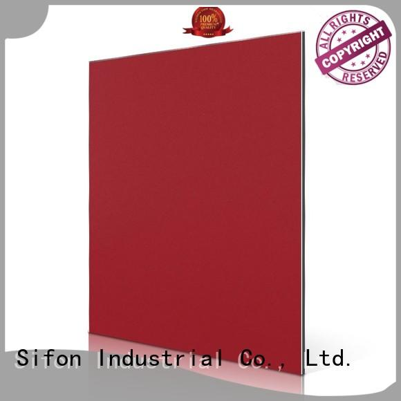 fashion acp panel colours acp factory price for factory buildings