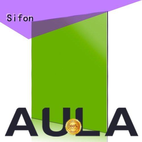 Custom acm aluminum composite panel acm sheet panels Sifon