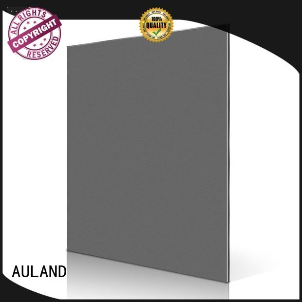 AULAND Aluminum Sheet DIY Thickness acp panel price india China factory Dining room furniture