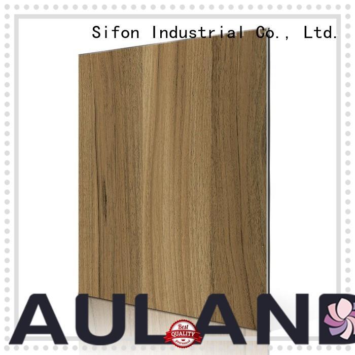 AULAND popular acp sheet manufacturer environmental protection