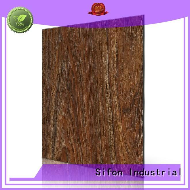 matt material AULAND Brand acp sheet