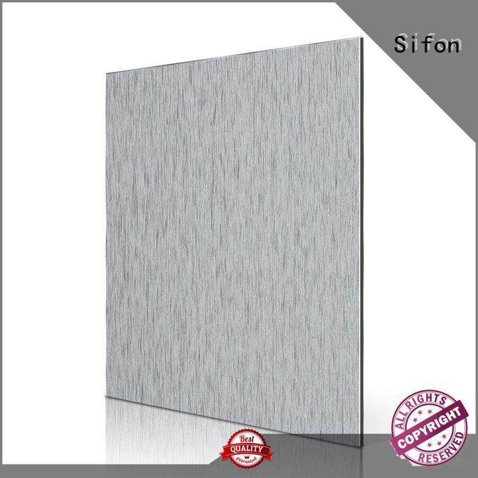 aluminium composite panel singapore panel acm panel price nz Sifon Brand